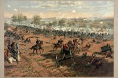 1863: The Battle of Gettysburg