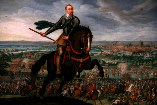 Sweden in the Thirty Years War